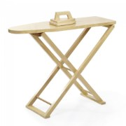 Wooden Ironing Board Set