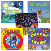Build Your CD Library Collection (Set of 5)