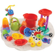 Waterworks Sand and Water Play Set for Twos