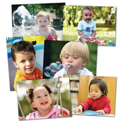 Toddler Time Poster Set (Set of 10)