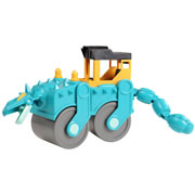 Dino Construction Company Spike - The Ankylosaurus Steam Roller