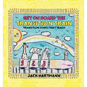 Get On Board the Transition Train CD by Jack Hartmann