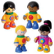 TOLO® First Friends at Play (Set of 4)