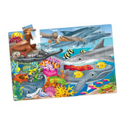 Creatures of the Sea Jumbo 50 Piece Jigsaw Puzzle
