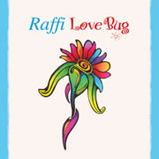 Raffi Love Bug CD