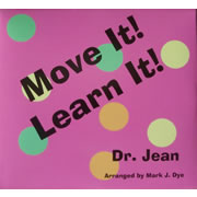Move It Learn IT CD