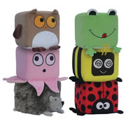Cubeziez™ Pals (Set of 6)