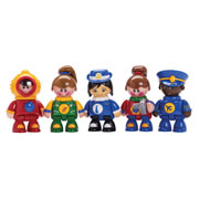 TOLO® First Friends Careers (Set of 5)