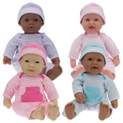"Loveable 16"" Dolls"
