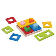 Multishape Sorter (9 Pieces)