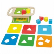 Shapy Sorter (15 Pieces)