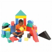 Giant Foam Block Set - 16 Piece Set