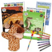 Back to School Readiness Zoo Crew Pack