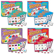 Bingo Games (Set of 4)