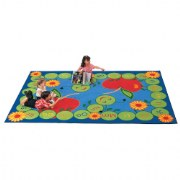 ABC Caterpillar Rug