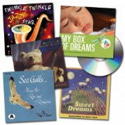 Naptime CD Set (Set of 5)