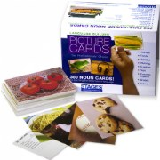 Language Builder Photo Cards - Picture Nouns