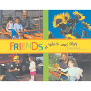 Friends At Work and Play(Poster and Book)