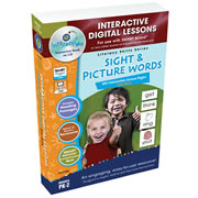 Sight and Picture Words Software
