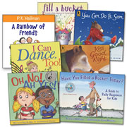 Social and Emotional Encouragement Book Set (Set of 7)