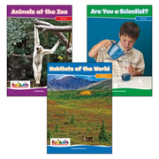 Science in My World Big Book Set (Set of 3)