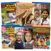 Measurement Book Set: Grades 1 - 2