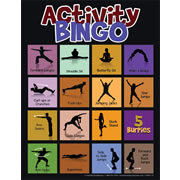 Physical Activity Bingo