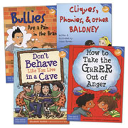 Laugh and Learn Book Set (Set of 4)