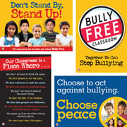 Bully Free® Classroom Poster Set