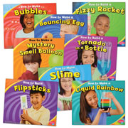 Hands-On Science Fun Book Set (Set of 8)