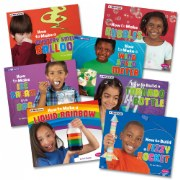 Hands-On Science Fun Book Set - Set of 7