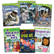 Blast into Space Book Set (Set of 6)
