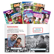 Citizenship and Responsibility Book Set (Set of 8)