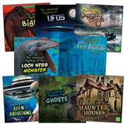 Unexplained Mysteries (Set of 8)