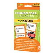 Common Core Vocabulary Task Cards