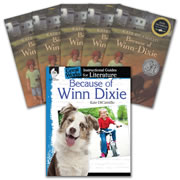 Because of Winn Dixie: Literature Guide and Books