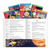 Spanish Reader's Theater Set: Content Area Spanish Book Set (Set of 6)