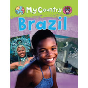 My Country Series: Brazil - Paperback