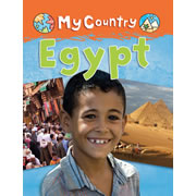 My Country Series: Egypt - Paperback