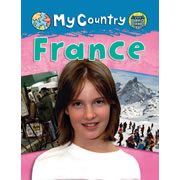 My Country Series: France - Paperback