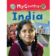 My Country Series: India - Paperback
