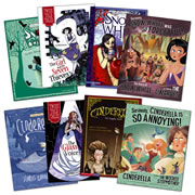 Fairy Tales in Multiple Formats: Snow White & Cinderella (Set of 8)