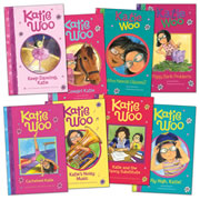 Katie Woo Collection (Set of 8) - Paperback