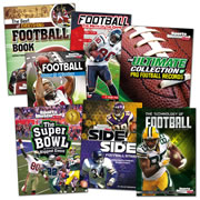 The Ultimate Pro Football Collection (Set of 7)