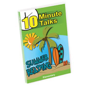 10 Minute Talks: Easy Breezy Summer Reading