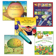ELL Interactive Bilingual Starter Kits