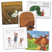 Bilingual 5-Book Sets