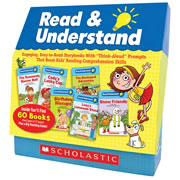 Read and Understand Boxed Set (Set of 60 Books)