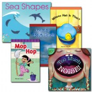Classroom Leveled Library Books - Level A - Set of 29