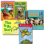 Classroom Leveled Library Books - Level E - Set of 29